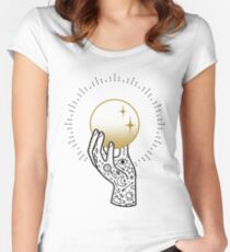 Seek Women's Fitted Scoop T-Shirt