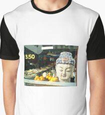 London Buddha Graphic T-Shirt
