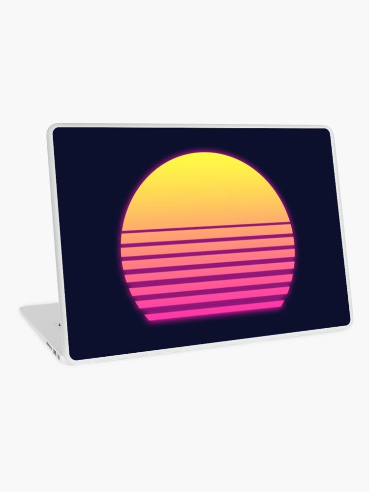 Synthwave Sun | Laptop Skin