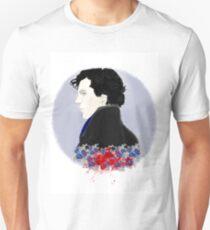 sherlock in blue blood T-Shirt