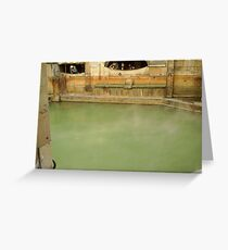 Bath, England Greeting Card