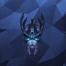 Phantom Assassin Low Poly Art by giftmones