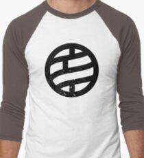 Nara Clan Logo Men's Baseball ¾ T-Shirt