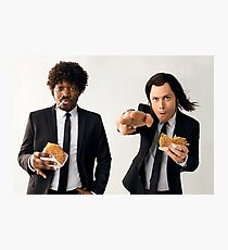 Weekend Update Hosts Photographic Print