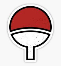 Uchiha Clan Logo Sticker