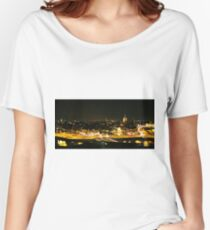 Amsterdam at Night2 Women's Relaxed Fit T-Shirt
