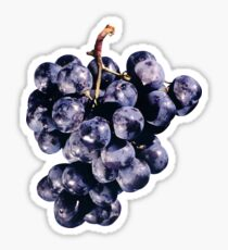 Grapes Sticker