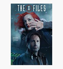 The X-files Poster s11 n°3 Photographic Print