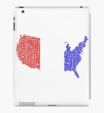 USA Flag Country iPad Case/Skin