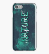 Nature. Explore. iPhone Case/Skin