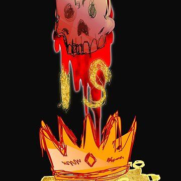 Skull is King by emo-enlightened