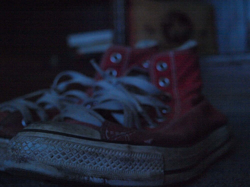 My gritty shoes by OliverEP
