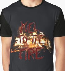 Rationale - Fuel To The Fire Graphic T-Shirt