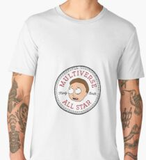 Multiverse All Star Morty Men's Premium T-Shirt