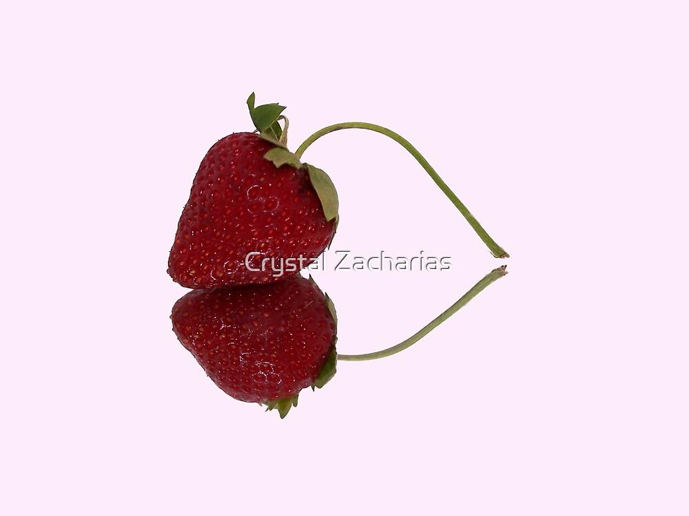 Strawberry by Crystal Zacharias