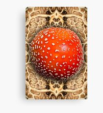 I Wouldn't Eat That If I Were You Canvas Print
