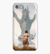Skyrim - Relaxation iPhone Case/Skin