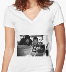 Friday 3 Women's Fitted V-Neck T-Shirt