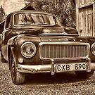 Old Volvo 2 by Annika Strömgren