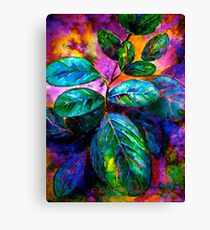 Tropical Fantasy.. Canvas Print