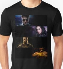 The Defenders - Character Portraits T-Shirt