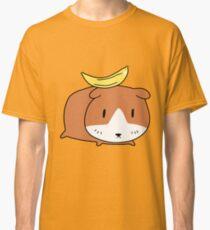 Banana Guinea Pig Classic T-Shirt