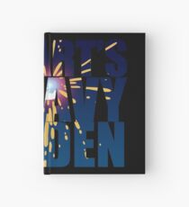 A heart's a heavy burden Hardcover Journal