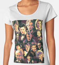 The Doctor Women's Premium T-Shirt