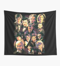 The Doctor Wall Tapestry