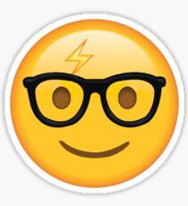 HP Wizard Secret Emoji | funny internet meme Sticker