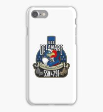 USS Delaware  iPhone Case/Skin