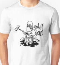 """Rick and Morty / Noob Noob """"God Damn!"""" T-Shirt"""