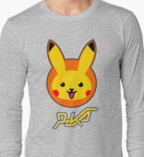 Overwatch- Dva Pikachu  T-Shirt