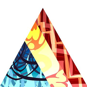 Primary Triangles by Cassimeme