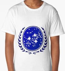 United Federation of Planets Long T-Shirt