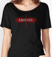 Mother Women's Relaxed Fit T-Shirt