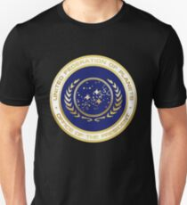 United Federation of Planets Presidential Seal T-Shirt