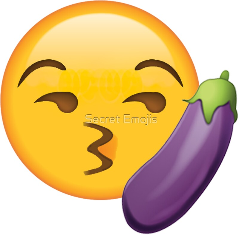 Funny Kissy Face Meme : Pegatinas �kissy berenjena secret emoji divertido meme