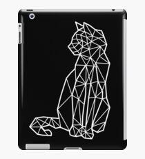 Geometric Cat iPad Case/Skin