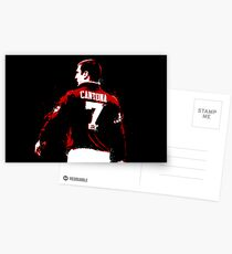 The King Postcards
