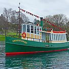 """The """"Ernest Kemp"""", Taupo by Graeme  Hyde"""