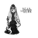 "The Dead Gear - ""Our Lady of Black + White"" by deafmrecords"