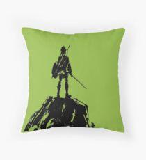 Legend of Zelda Breath of the Wild Throw Pillow