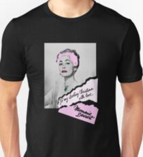 Mommie Dearest Distressed Poster T-Shirt
