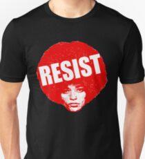 Angela Davis - Resist T-Shirt