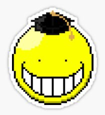 8-bit Korosensei (Normal) Sticker