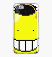 8-bit Korosensei (Normal) iPhone Case/Skin