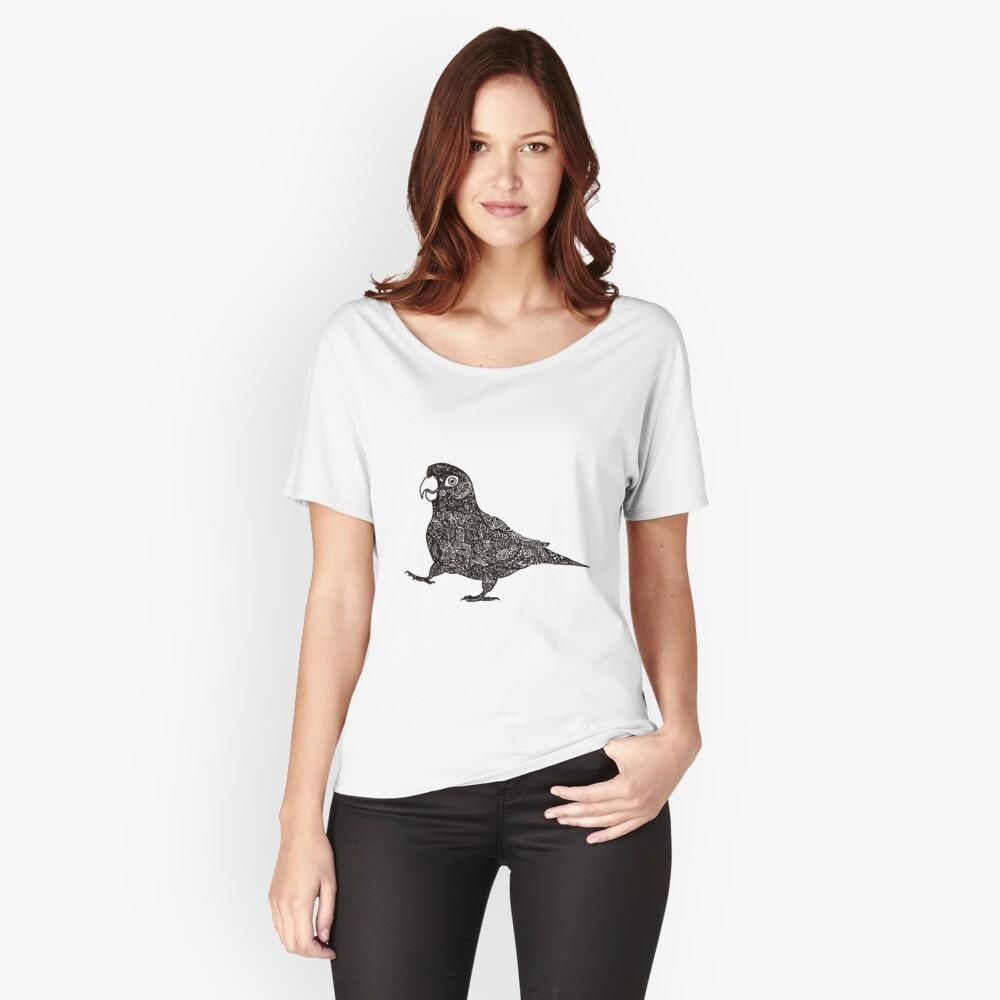 Komplex Papagei Loose Fit T-Shirt