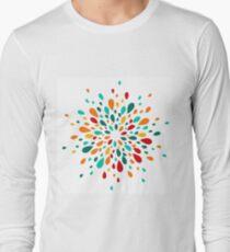 bright multi-colored spots T-Shirt