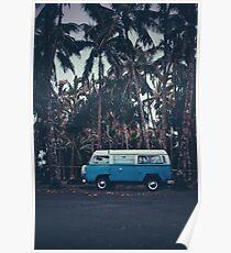 Big Island Van  Poster